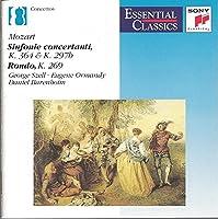 Mozart Sinf Conc K364