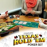 ExcaliburテキサスHold ' em Pokerセット – xc598ire