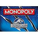 Monopoly: Jurassic World Edition