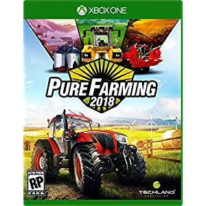 Pure Farming 2018: Day One Edition (輸入版:北米)