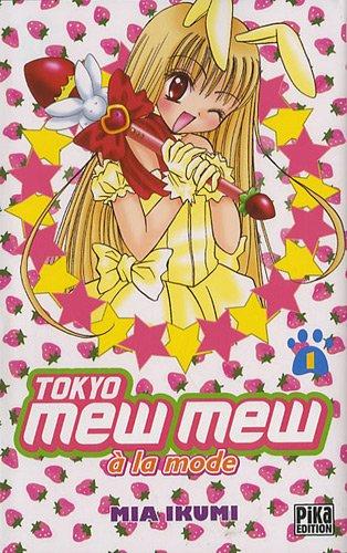 Tokyo mew mew a la mode Vol.1