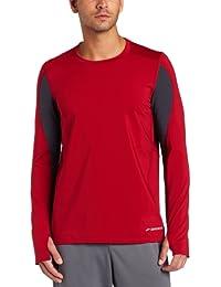 Brooks メンズ Equilibrium サーマル長袖ランニングシャツ