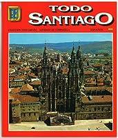スペイン製 ガイドブック サンティアゴのすべて TODO SANTIAGO スペイン語版 写真集 seu-sant-sp