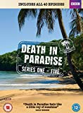 Death in Paradise - Series 1-5 [Import anglais]