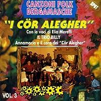 Canzoni folk bergamasche - vol.3