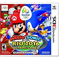 Mario & Sonic at the Rio 2016 Olympic Games - Nintendo 3DS Standard Edition [並行輸入品]