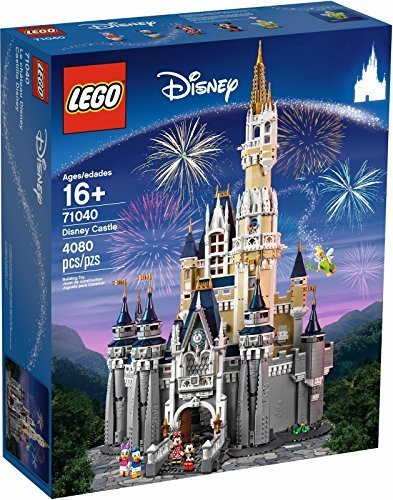 レゴ ディズニー 71040 シンデレラ城