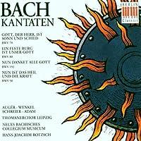 Cantatas Bwv79/80/192/50