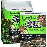 Botanika Blends Botanika Blends Cacao Hazelnut Plant Protein Powder 12 Pouches x 40g