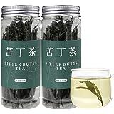 苦丁茶 特級野生 一葉茶180g(90g*2) 花茶 中国健康茶 漢方 ノンカフェインで 脂肪を減らす ダイエット茶 無添加