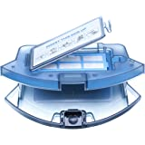 Coredy 2nd GEN Replacement Dustbin Kits Set for R500,R550(R500+),R650,R700,R600 Robot Vacuum Cleaner (Model: DBS02)