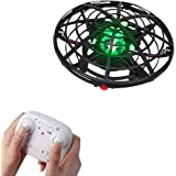BOMPOW Boys Toys for Kids Mini Drones Hand Controlled Flying Ball Toys 3 4 5 6 7 8 9 10