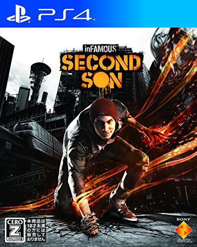 inFAMOUS Second Son 【CEROレーティング「Z」】 - PS4