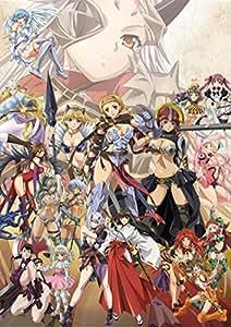 クイーンズブレイド Complete Blu-ray BOX