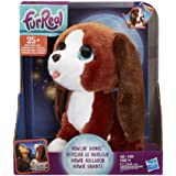 FurReal - Howlin Howie Plush Pet Dog Doll - 25+ Sounds & Motions Combinations - Kids Interactive Toys - Ages 4+