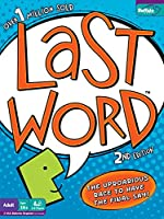 LAST WORD by Buffalo Games - The race to have the final say! [並行輸入品]