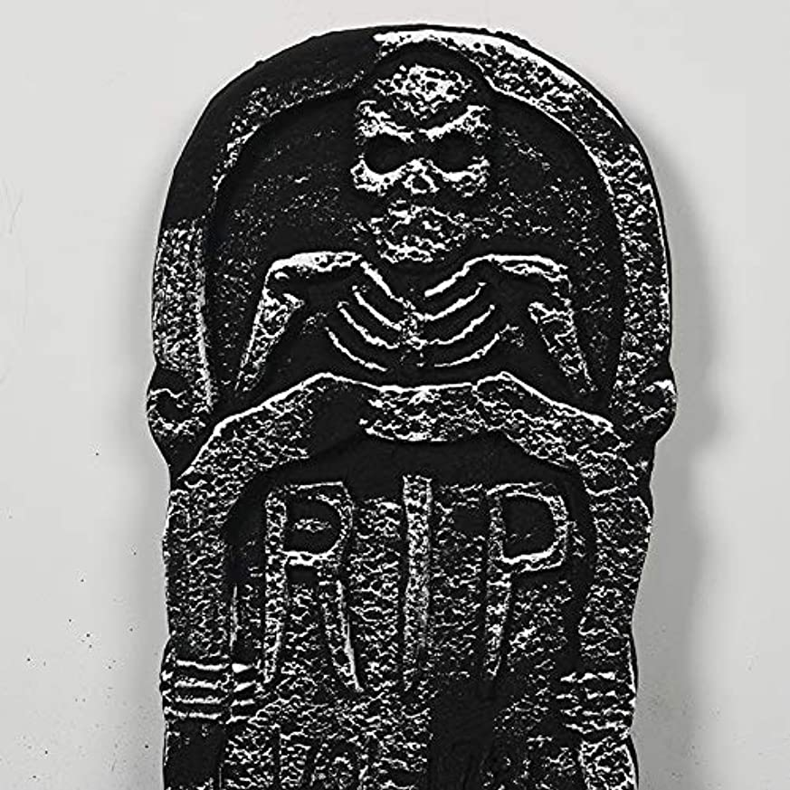 策定する意識見出しETRRUU HOME 4ピース三次元墓石ハロウィーン装飾バーお化け屋敷の秘密の部屋怖い装飾パーティー雰囲気レイアウト小道具