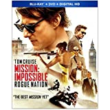 Mission: Impossible - Rogue Nation / ミッション:インポッシブル/ローグ・ネイション[Blu-ray][北米版]
