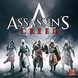 Assassin's Creed 2019 Calendar