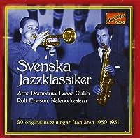 Various - Svenska Jazzklassiker (1 CD)