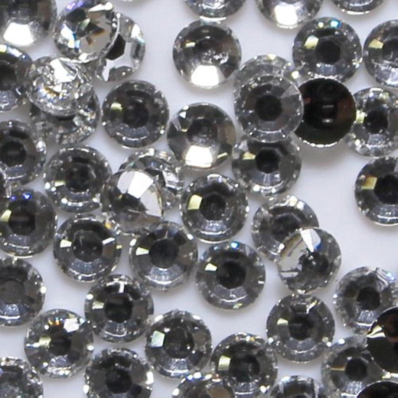 神社ノーブル解体する高品質 アクリルストーン ラインストーン ラウンドフラット 約1000粒入り 4mm ダイヤモンド