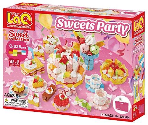 [해외]라큐 (LaQ) 스위트 컬렉션 스위트 파티 (Sweet Collection SWEETS PARTY)/LaQ Suite Collection Suites Party (Sweet Collection SWEETS PARTY)