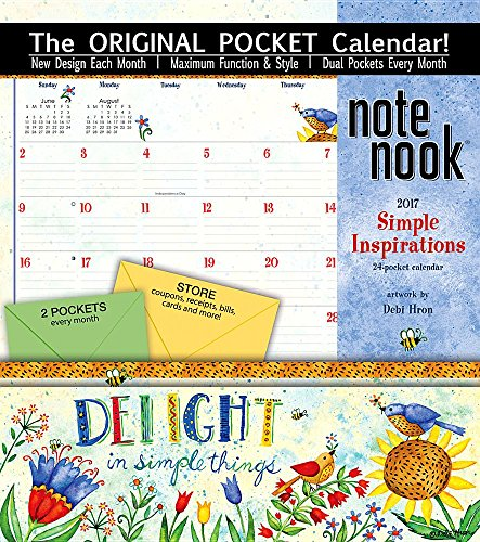 Simple Inspirations 2017 Note Nook (Dlx Planner)