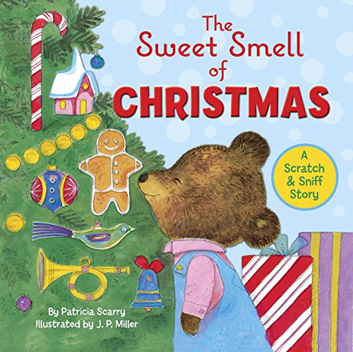 The Sweet Smell of Christmas (Scented Storybook)の詳細を見る