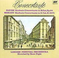 Haydn/Mozart: Sinfonia Concert