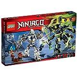 レゴ (LEGO) ニンジャゴー メカバトル:ゴースト vs チタン 70737