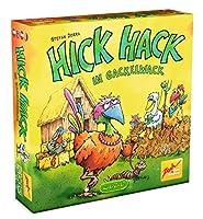 Hickhack in Gacklewack Board Game by Zoch Verlag