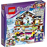 LEGO Friends Snow Resort Ice Rink 41322 Playset Toy
