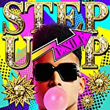 STEP UP♪EXILEのCDジャケット