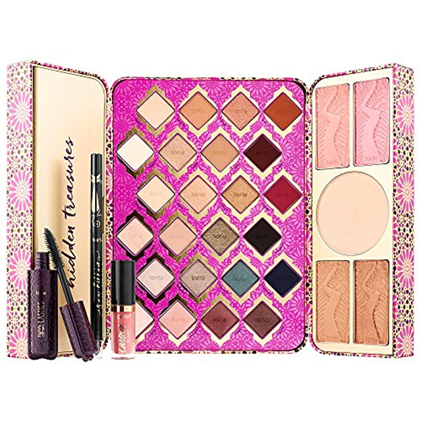 TARTE Limited-Edition Treasure Box Collector's Set - ホリデー限定