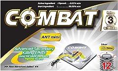 Combat Ant Killer Mini Bait Stations, 12ct