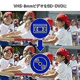 I-O DATA ビデオ/VHS 8mm DVD/ブルーレイ ダビング パソコン取り込み ビデオキャプチャー 「アナレコ」 GV-USB2/HQ 画像