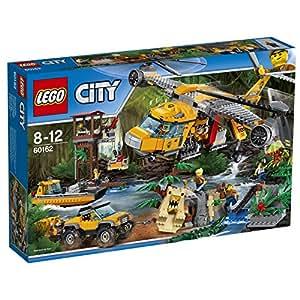 【Amazon.co.jp限定】レゴ(LEGO)シティ ジャングル探検飛行機と古代遺跡 60162