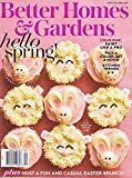 Better Homes and Gardens [US] April 2018 (単号)