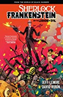 Sherlock Frankenstein Volume 1: From the World of Black Hammer