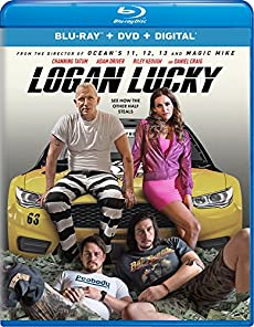 Logan Lucky/ [Blu-ray] [Import]