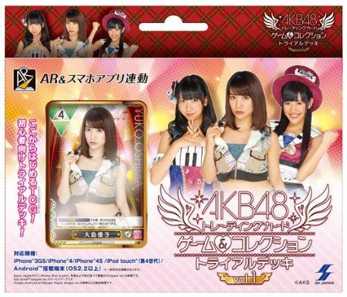 AKB48 トレーディングカード ゲーム&コレクションVol...