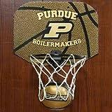 """Purdue Boilermakers """" Slam Dunk """" Softee Hoop Set"""