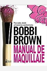 Manual de maquillaje de Bobbi Brown Paperback