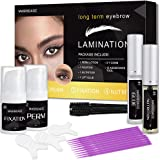 Brow Lamination Kit, Professional Eyebrow Lift Kit, Eyebrow Pomade - Easy to Use, Long Lasting, Perfect for Fuller Messy Down