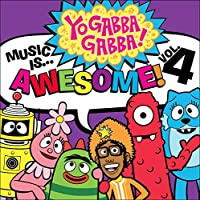 Vol. 4-Music Is Awesome