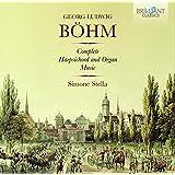 ゲオルク・ベーム:ハープシコード、オルガン曲全集