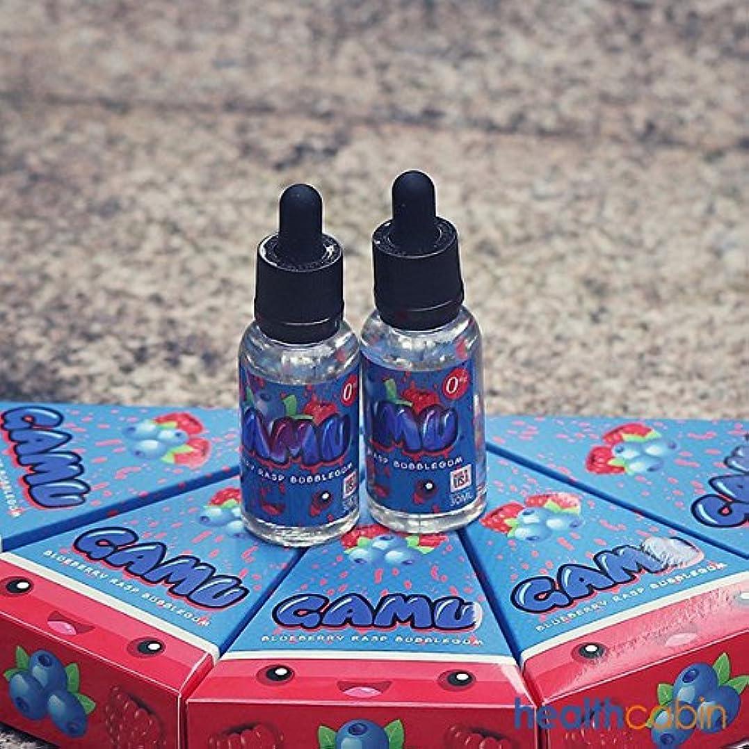 再編成するあざ旅客電子タバコ US アメリカ製 リキッド ガム(GAMU) E-Liquid 30ml (スイカ)