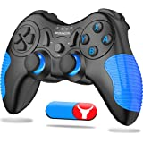 BEBONCOOL Wireless Pro Controller for Switch, Wireless Controller for Switch Pro Controller with Dual Shock, Motion Control C