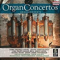 オルガン協奏曲集(Organ Concertos)[5CDs]
