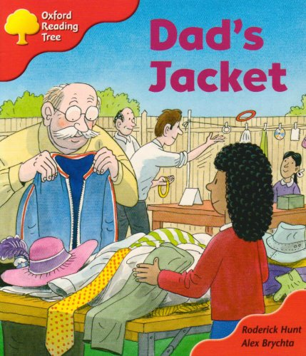 Oxford Reading Tree: Stage 4: More Storybooks C: Dad's Jacketの詳細を見る